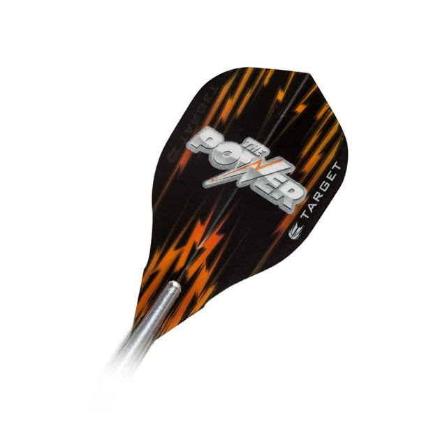 Target Phil Taylor Vision Flight Orange and Black Power Edge