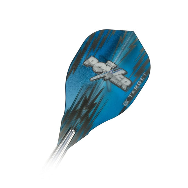 Target Phil Taylor Vision Flight Blue Power Edge
