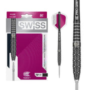 Swiss Point Darts SW01 Steel Tip Target Darts 22g 24g and 26g