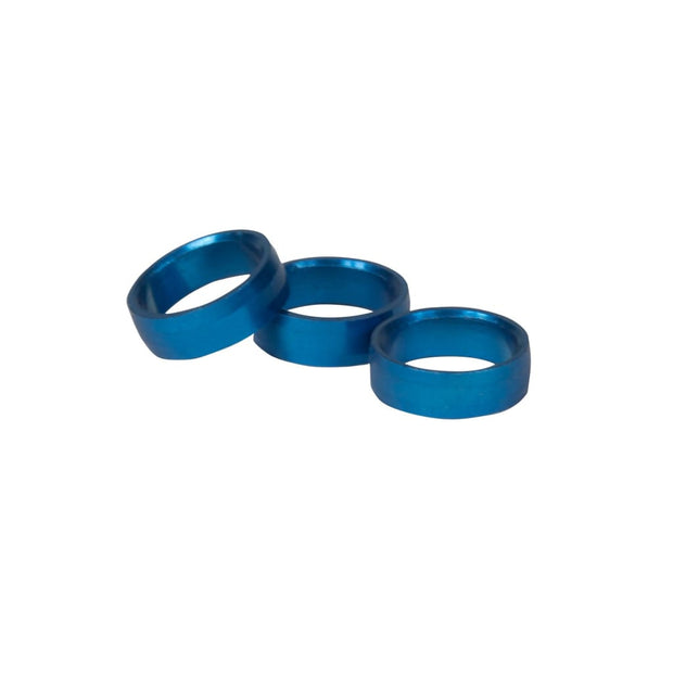 Target Darts Slot Lock Rings Blue | Target Darts | AS Pub Sports