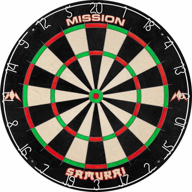 Mission Samurai Ultra Thin Wire Dartboard
