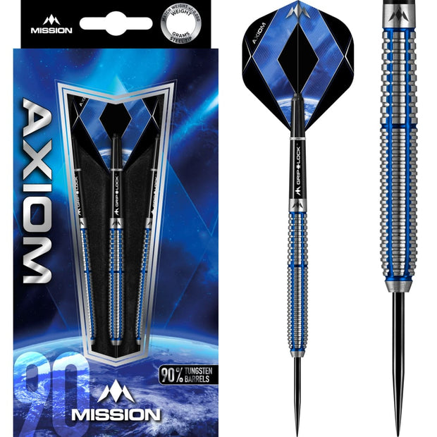 Axiom Darts M1 Mission Darts 21g 23g and 25g