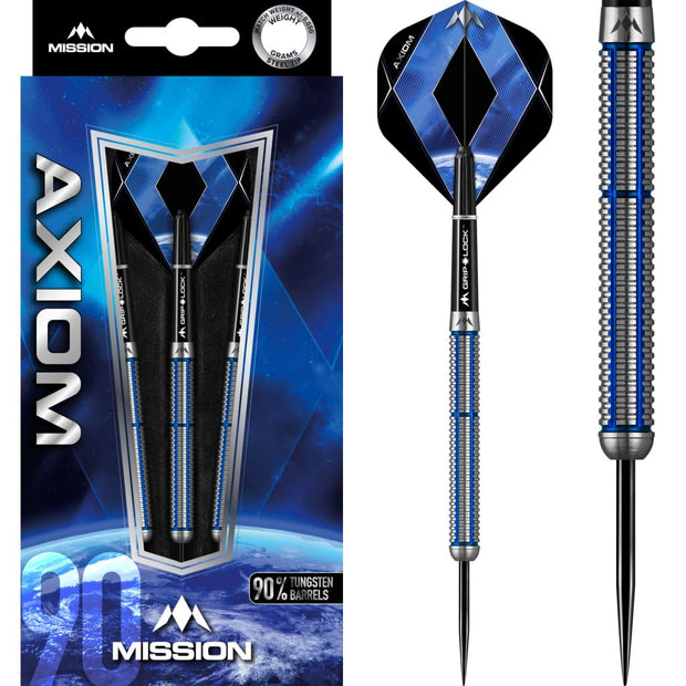 Axiom Darts M2 Mission Darts 22g 24g and 26g
