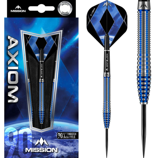 Axiom Darts M3 Mission Darts 21g 23g and 25g
