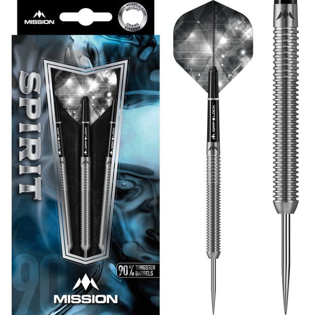 Spirit Darts M3 Mission Darts 22g 24g and 26g