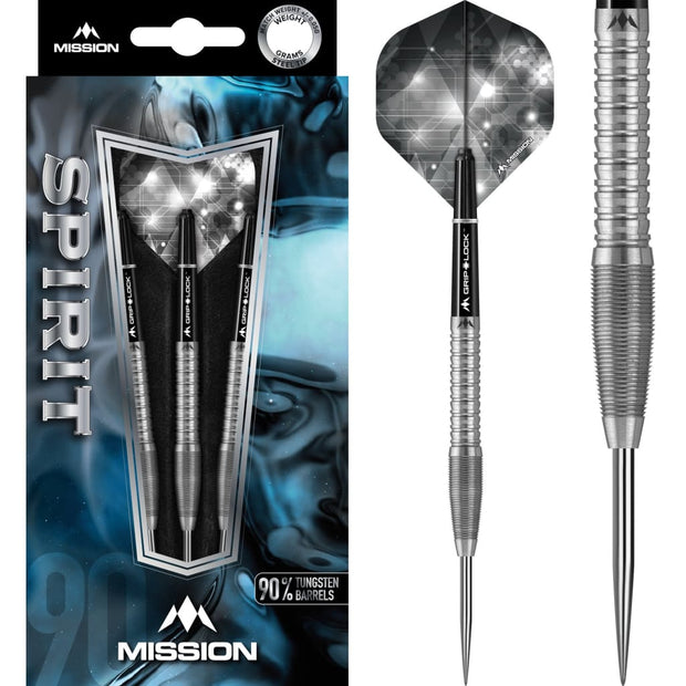 Spirit Darts M6 Mission Darts 21g and 23g
