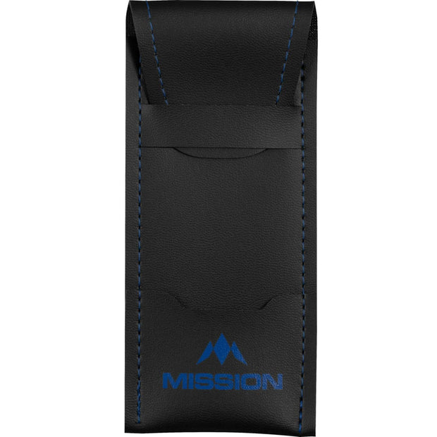 Sport 8 Bar Wallet Mission Darts available in 8 colour - Black/Blue