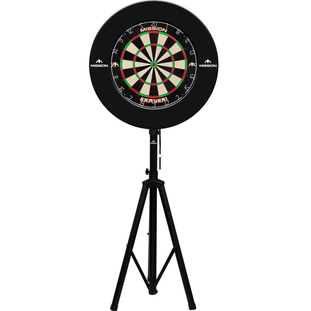 Mission RotaPro Travel Portable Dartboard Stand