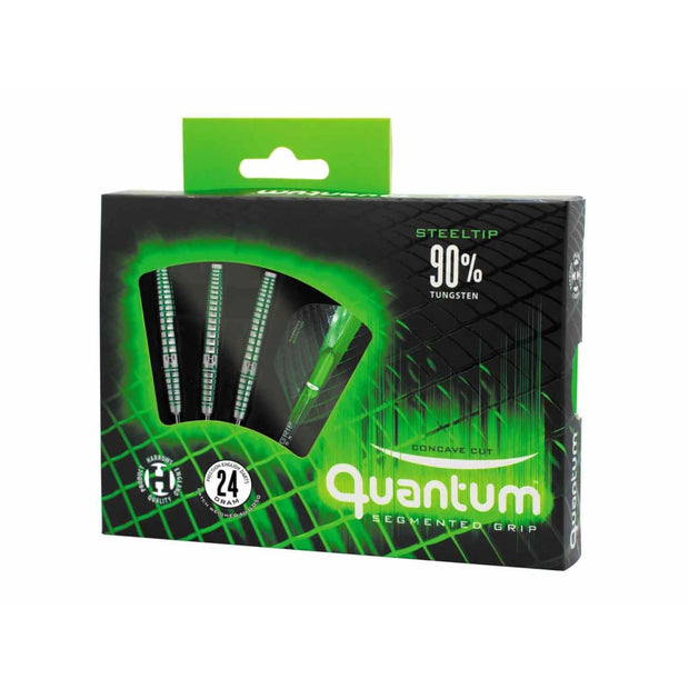 23g Quantum Steel Tip Harrows Darts