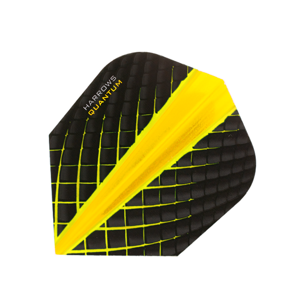 Harrows Darts Quantum Standard Yellow | Harrows Darts | AS Pub Sports