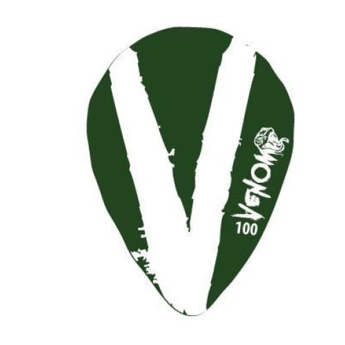 Venom Darts Viper Pear Clear/Green | Venom Darts | AS Pub Sports