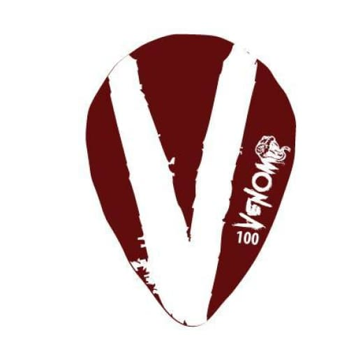 Venom Darts Viper Pear Clear/Red | Venom Darts | AS Pub Sports