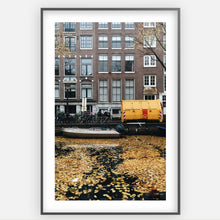 Load image into Gallery viewer, autumn in amsterdam