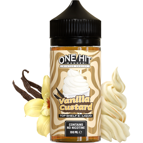 One Hit Wonder - Winter Series - Vanilla Custard