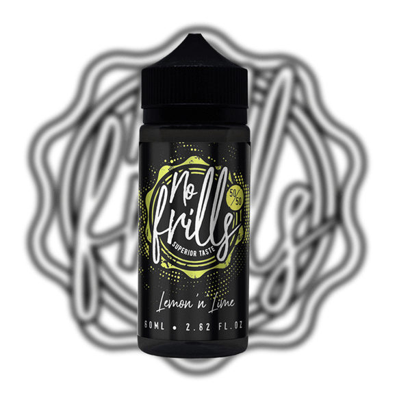 No Frills - Lemon N Lime 80ml