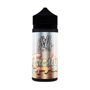 No Frills - Frosty Squeeze: Honeydew Raspberry 80ml