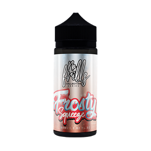 No Frills - Frosty Squeeze: Apple & Raspberry 80ml