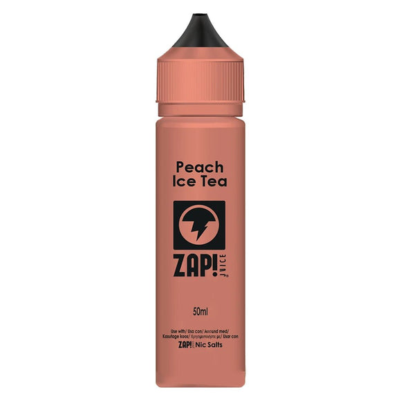 Zap! - Peach Ice Tea