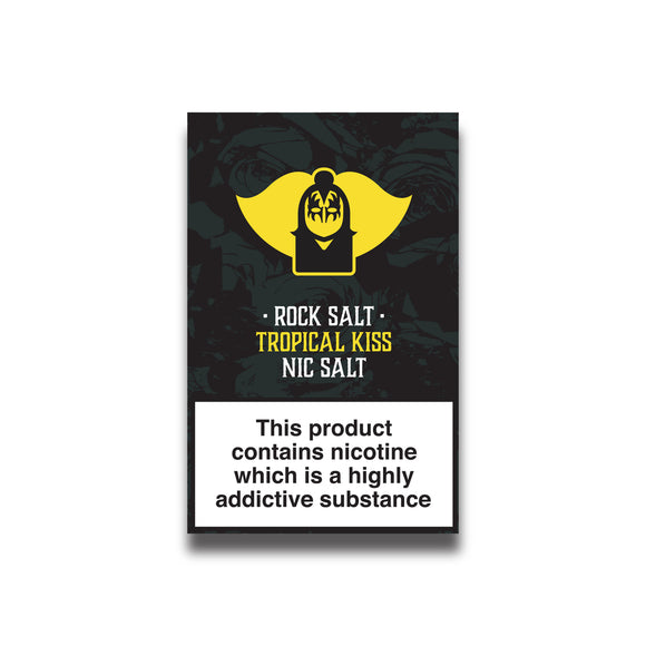 Rock Salt -  Tropical Kiss 10ml