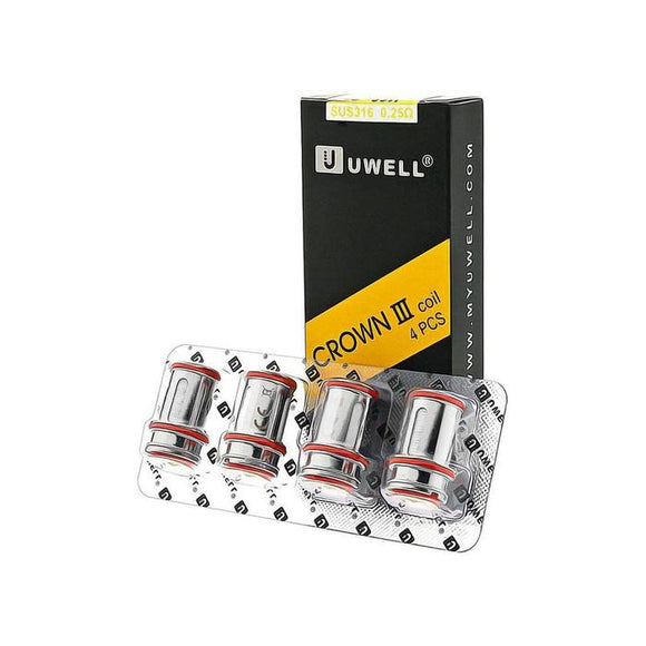Uwell - Crown 3 Coils - Pack of 4