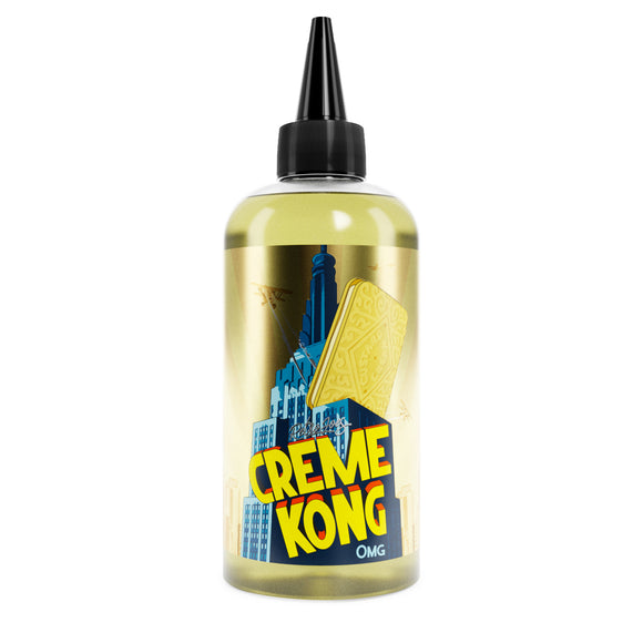 Creme Kong – Custard Cream 200ml