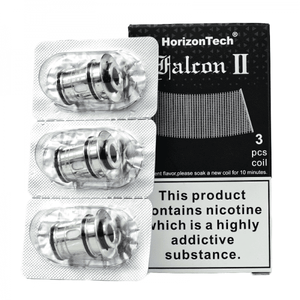 HorizonTech - Falcon II Sector Coil 0.14ohm - Pack of 3