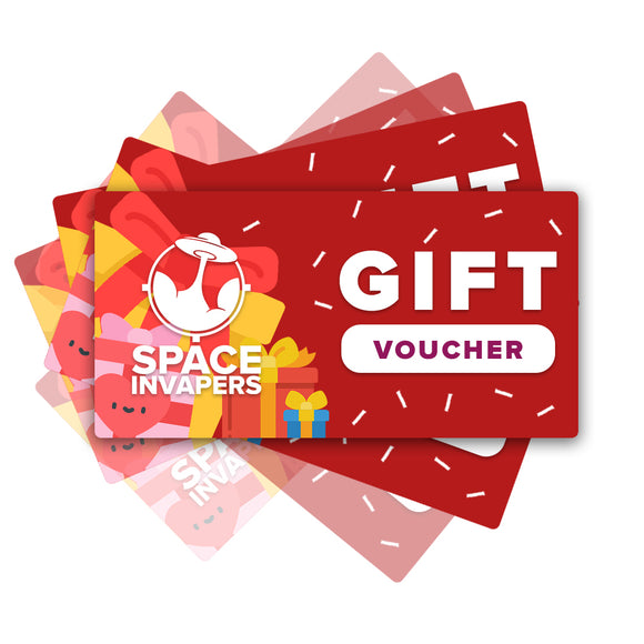 SpaceInvapers Gift Card