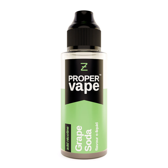 Proper Vape – Grape Soda 100ml