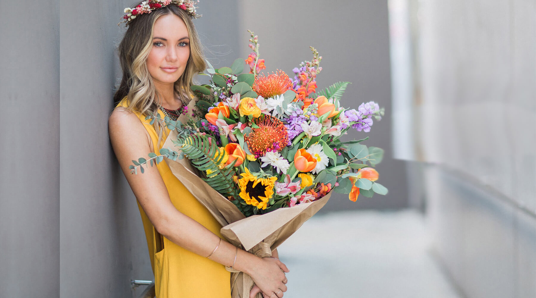 Flower Bouquets Delivery