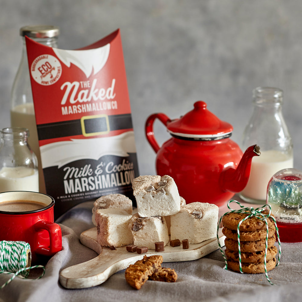 Milk & Cookies Gourmet Marshmallows