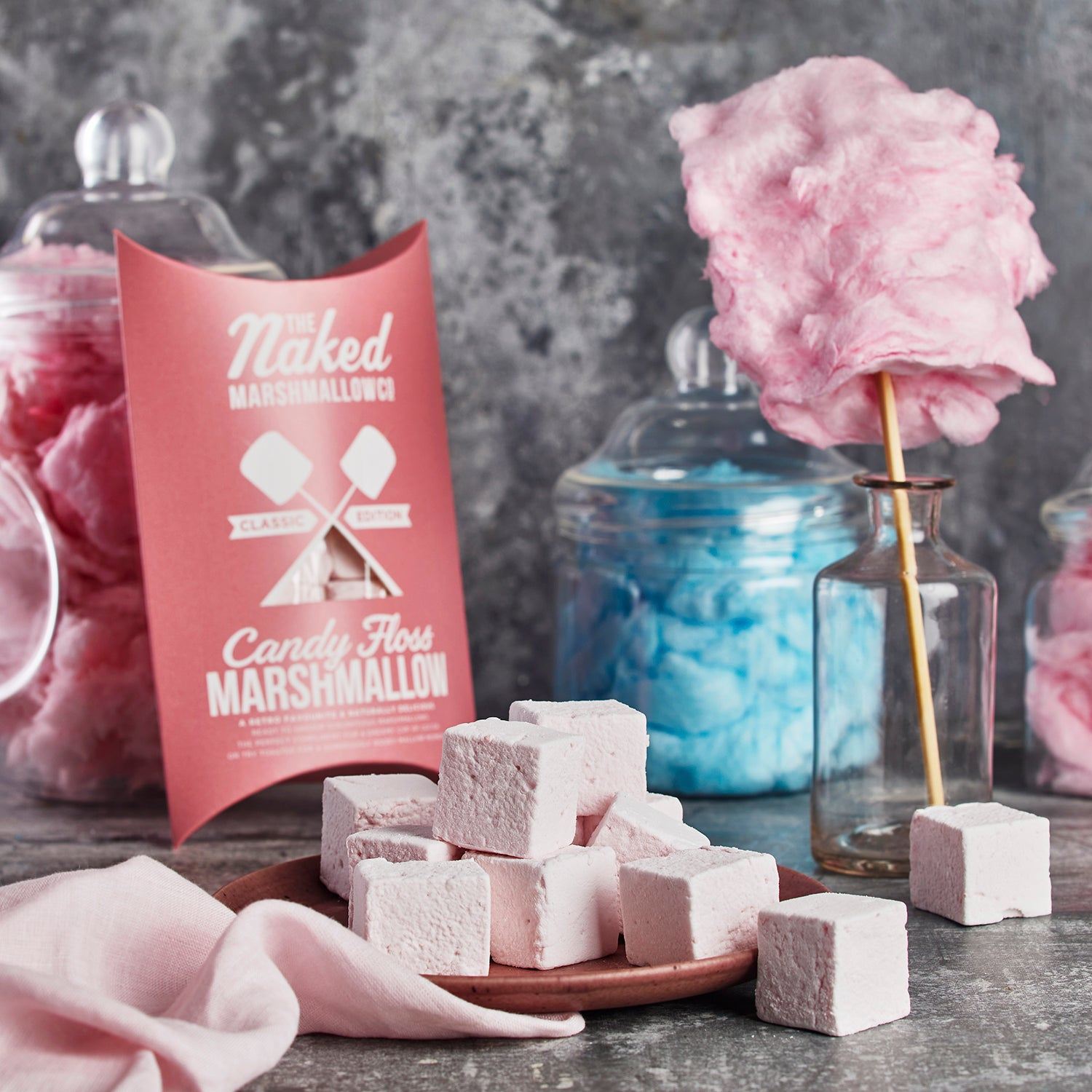 Candy Floss Gourmet Marshmallows