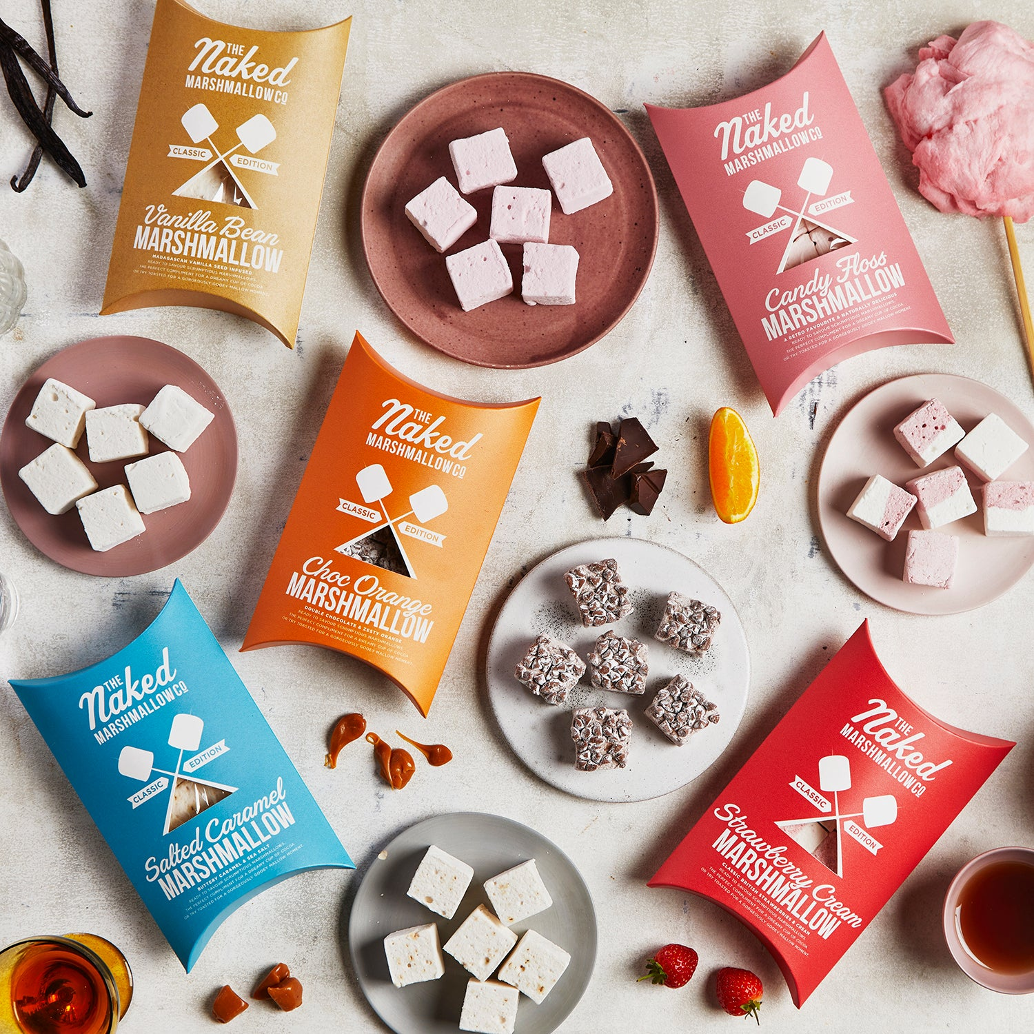 12 Month Gourmet Marshmallow Subscription
