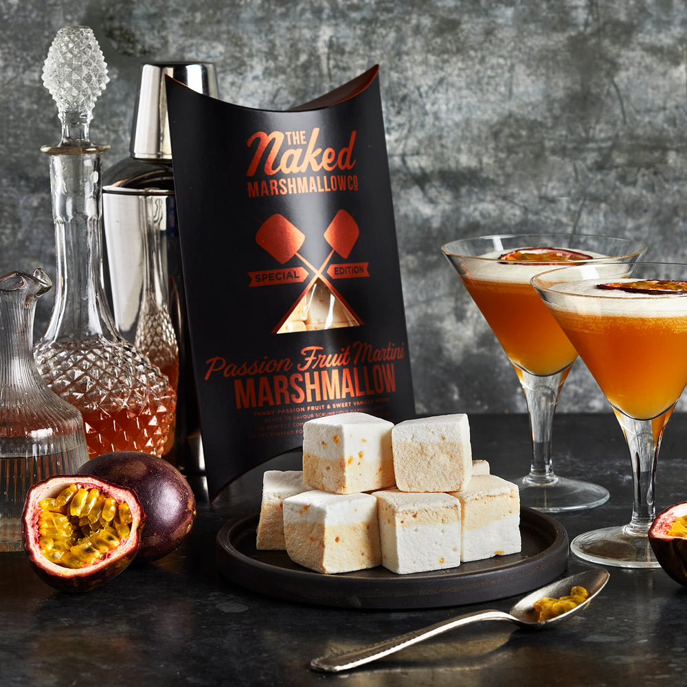 Passion Fruit Martini Gourmet Marshmallows