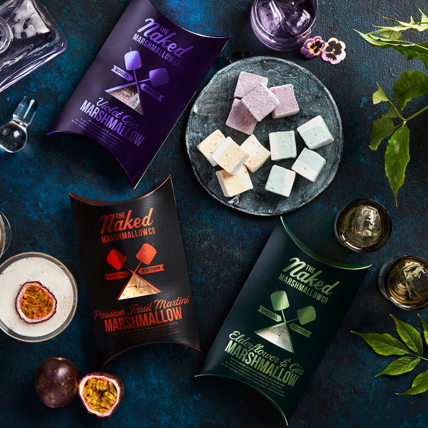 Any 3 Boozy Edition Gourmet Marshmallows