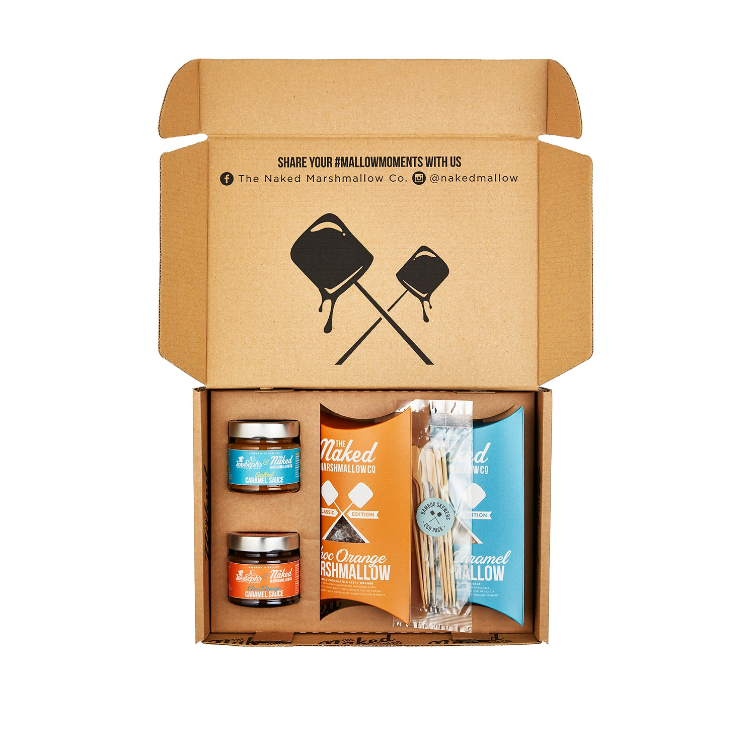 Classic Edition Gourmet Marshmallow Dipping Gift Set