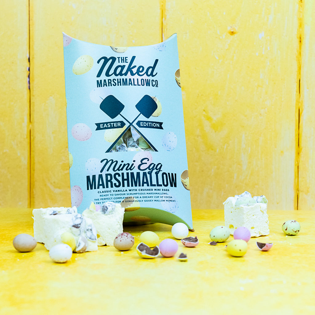 Mini Egg Gourmet Marshmallows