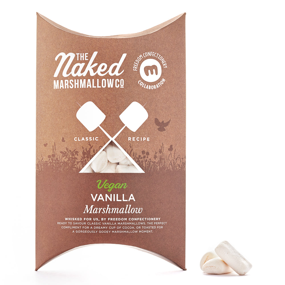 Vegan Vanilla Marshmallows