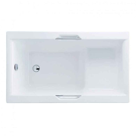 Eastbrook Urban Sit Bath with Twin Grips - 1250 x 725mm