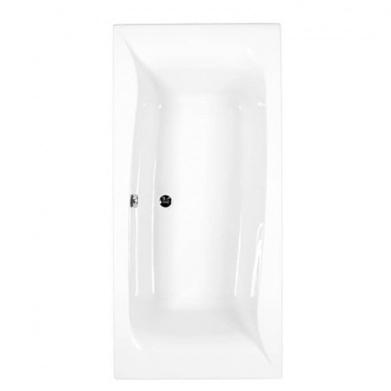 Eastbrook Linea Double Ended Bath - 1900 x 900mm