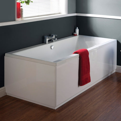 Hudson Reed Classic Square Double Ended Bath
