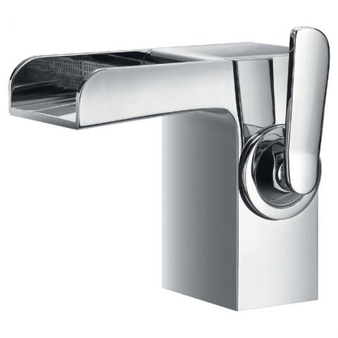 Flova Cascade Basin Mixer Inc Waste
