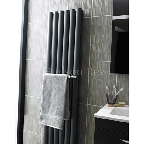 Hudson Reed - Towel Rail for Revive Radiators - Chrome - HL318