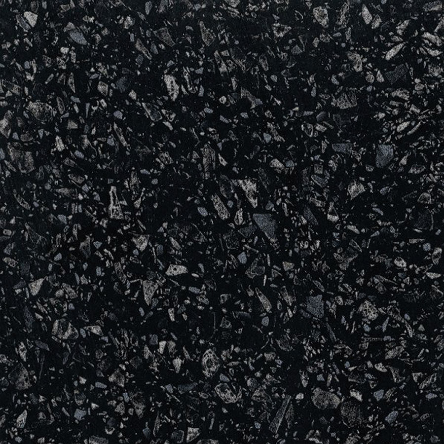 Hudson Reed 2000 x 365mm Black Astral Quartz Laminate Worktop