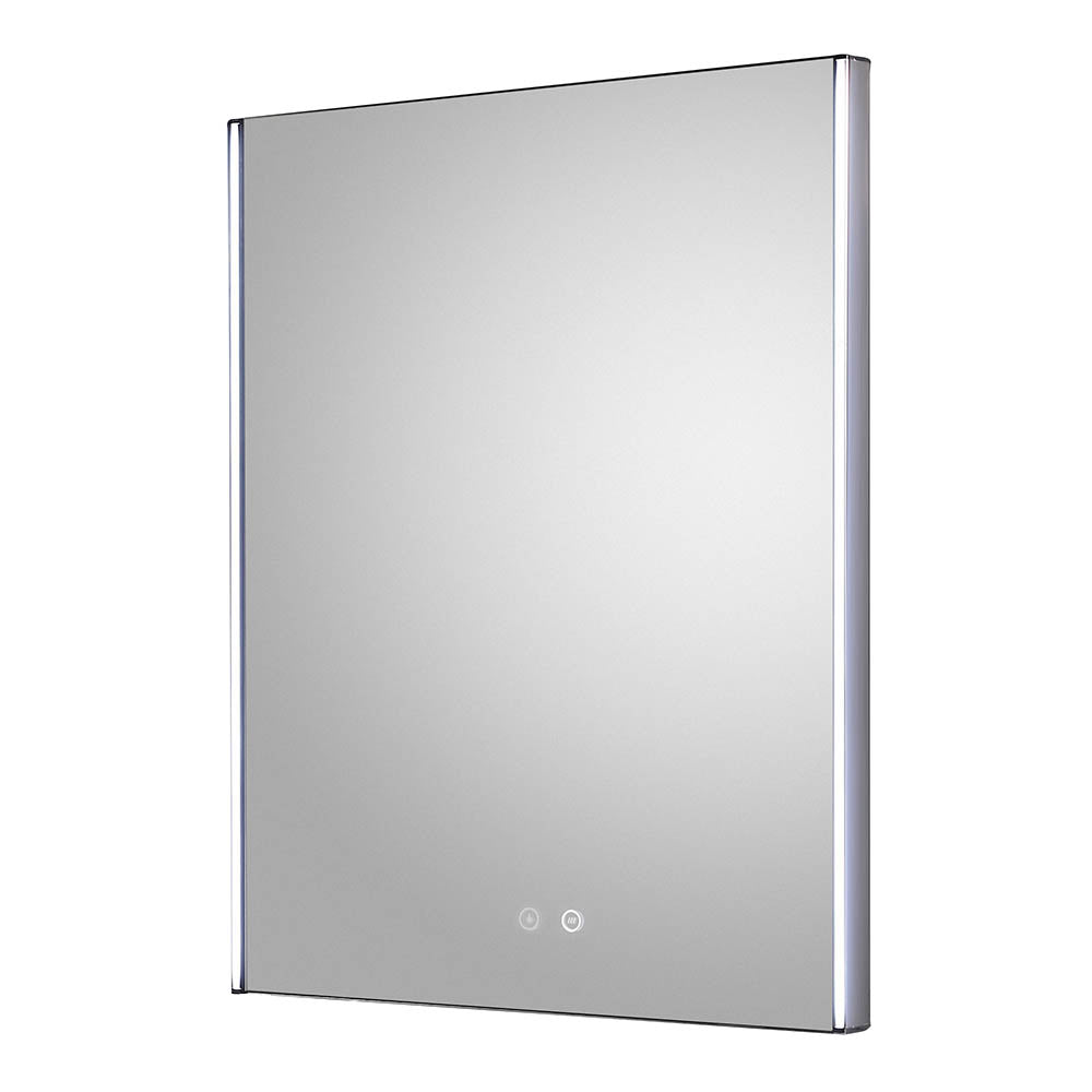 Hudson Reed Reverie 600mm LED Touch Sensor Mirror with Demister Pad - LQ090