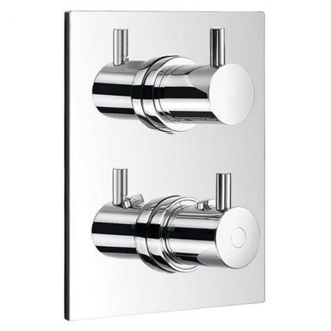 Flova Levo Thermostatic Shower Valve