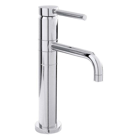Hudson Reed - Tec Single lever High Rise Mixer with swivel spout - PN370