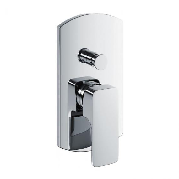 Pura Flite Concealed Manual Shower Valve with Diverter