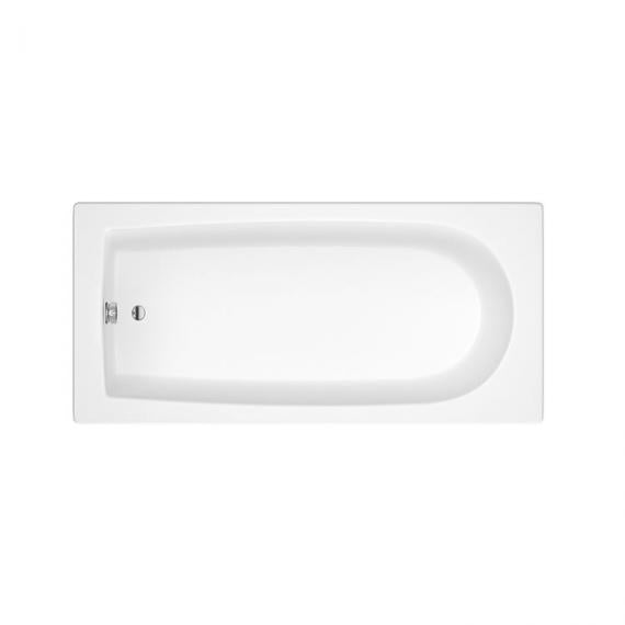 Pura Curve 1500 x 700mm Single Ended Bath