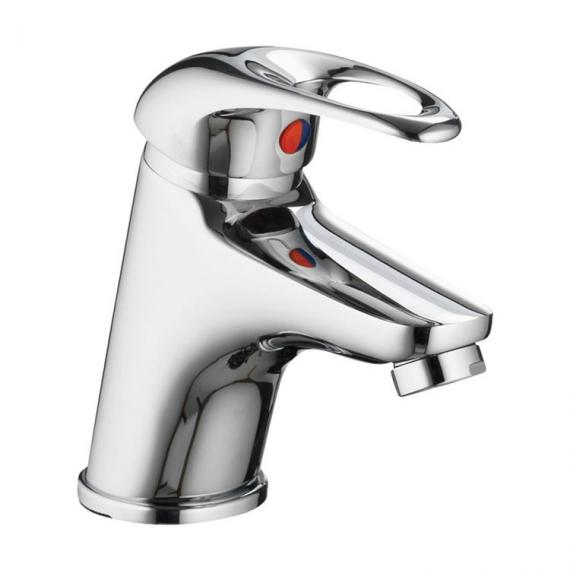 Pura DV8 Small Basin Mixer with Waste