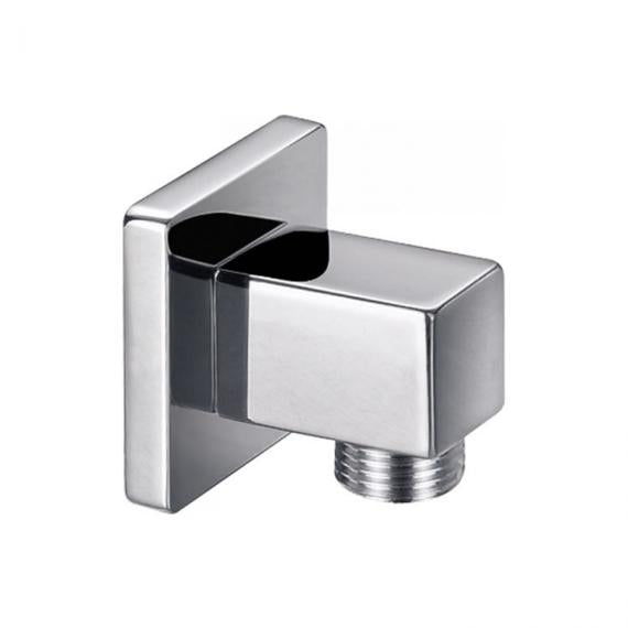 Pura Square Elbow Wall Outlet